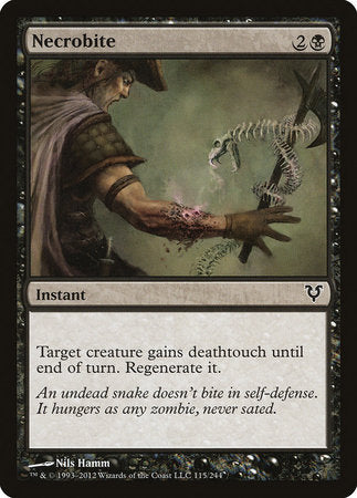 Necrobite [Avacyn Restored] | Tabletop Cards