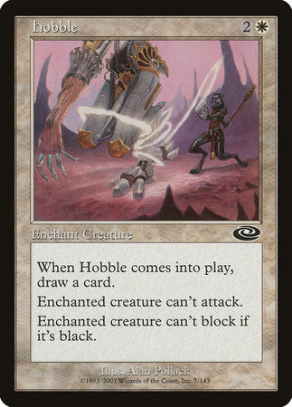 Hobble [Planeshift] | Tabletop Cards