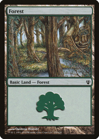 Forest (150) [Archenemy] | Tabletop Cards