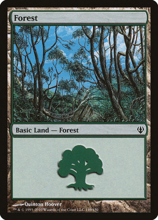 Forest (149) [Archenemy] | Tabletop Cards