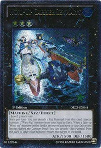 Wind-Up Carrier Zenmaity (UTR) [ORCS-EN044] Ultimate Rare | Tabletop Cards