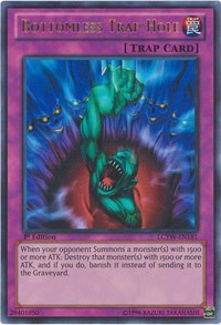 Bottomless Trap Hole [LCYW-EN181] Ultra Rare | Tabletop Cards