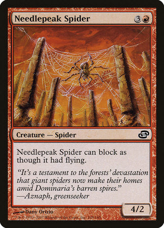Needlepeak Spider [Planar Chaos] | Tabletop Cards