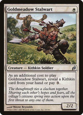 Goldmeadow Stalwart [Lorwyn] | Tabletop Cards
