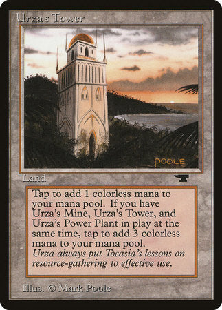 Urza's Tower (Shore) [Antiquities] | Tabletop Cards