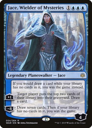 Jace, Wielder of Mysteries [War of the Spark] | Tabletop Cards