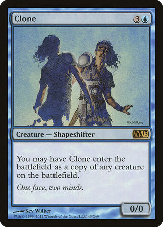 Clone [Magic 2013] | Tabletop Cards