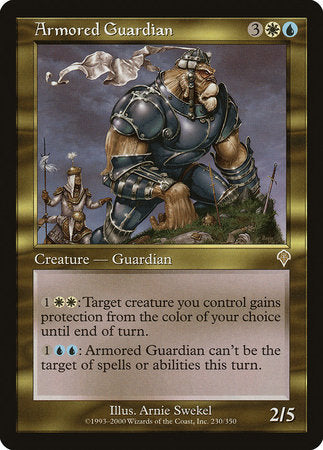 Armored Guardian [Invasion] | Tabletop Cards