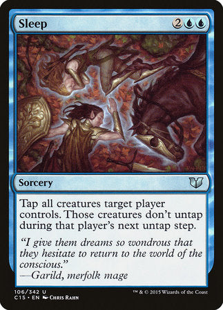 Sleep [Commander 2015] | Tabletop Cards