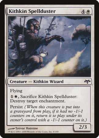 Kithkin Spellduster [Eventide] | Tabletop Cards