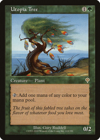 Utopia Tree [Invasion] | Tabletop Cards