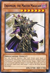 Endymion, the Master Magician (Purple) [DL16-EN006] Rare | Tabletop Cards