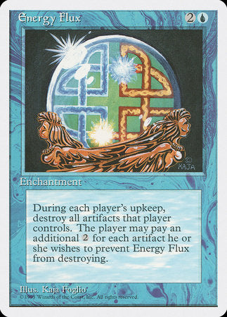 Energy Flux [Fourth Edition] | Tabletop Cards