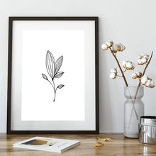 Load image into Gallery viewer, Botanical Sketch 3