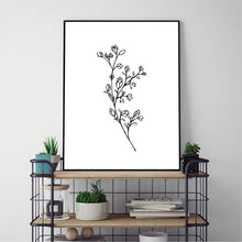Load image into Gallery viewer, Botanical Sketch 4