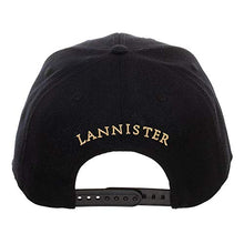 Load image into Gallery viewer, Game Of Thrones House Snapback Hat