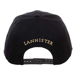 Game Of Thrones House Snapback Hat