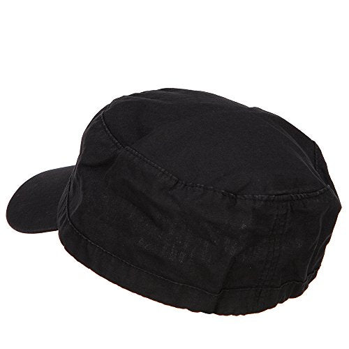 e4Hatscom Big Size Fitted Ripstop Cotton Military Army Cap