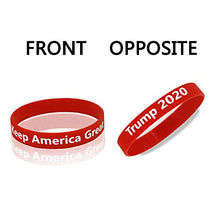 Load image into Gallery viewer, Trump 2020 Hat Donald Trump Hat Cap Adjustable Baseball Hat Wristband