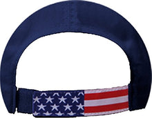 Load image into Gallery viewer, Spiffy Custom Gifts USS Intrepid CVS-11 Embroidered Stars & Stripes Baseball Cap Navy