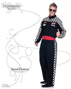 Underwraps Men's Speed Demon