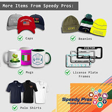 Load image into Gallery viewer, Speedy Pros Baseball Cap Gold Press News Embroidery Acrylic Dad Hats for Men & Women 1 Size