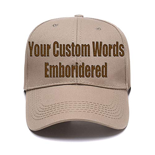 Personalized Embroidered HatCustom Trucker HatBaseball Cool Cap Add Text