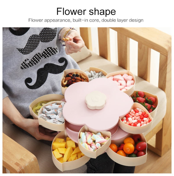 Flower Bloom Snack Box - morexial