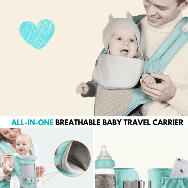 All-in-One Baby Travel Carrier - morexial