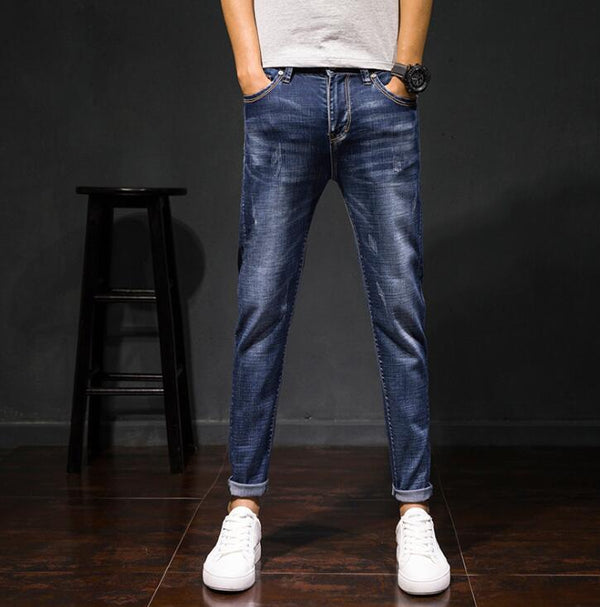 Fall New Style Fashion Causal Men Jeans - morexial