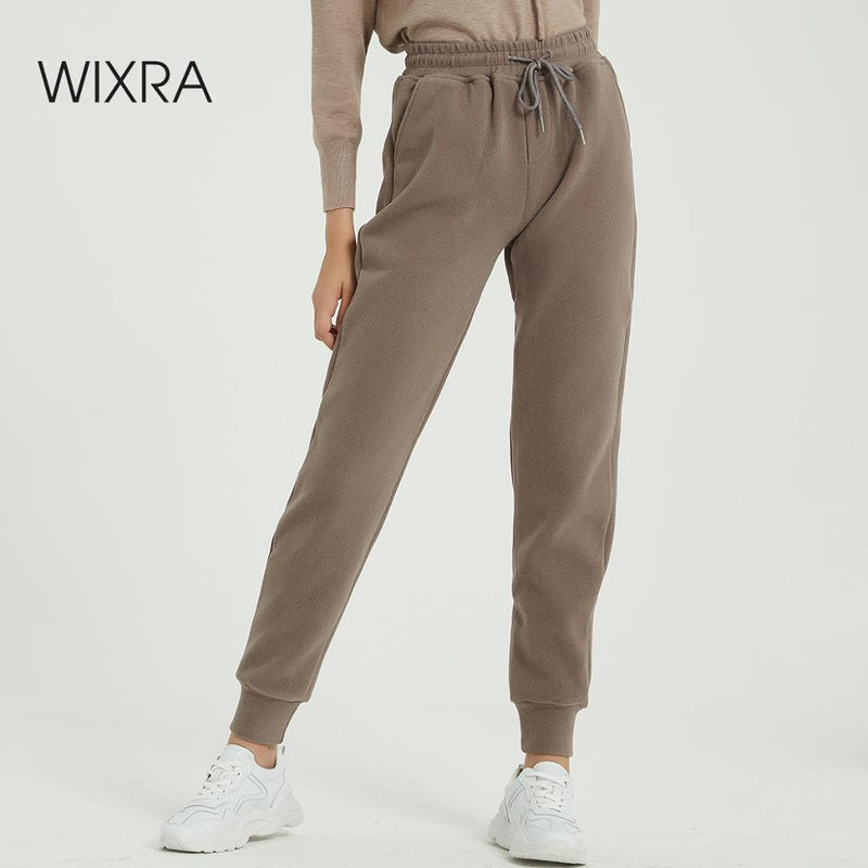 Wixra Women Casual Velvet Pants - morexial