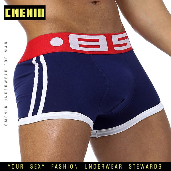 Men Underwear Boxer Sexy Cotton Boxers - morexial