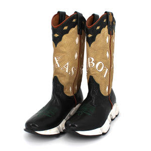 Texas Robot Cowboy Boot Sneakers