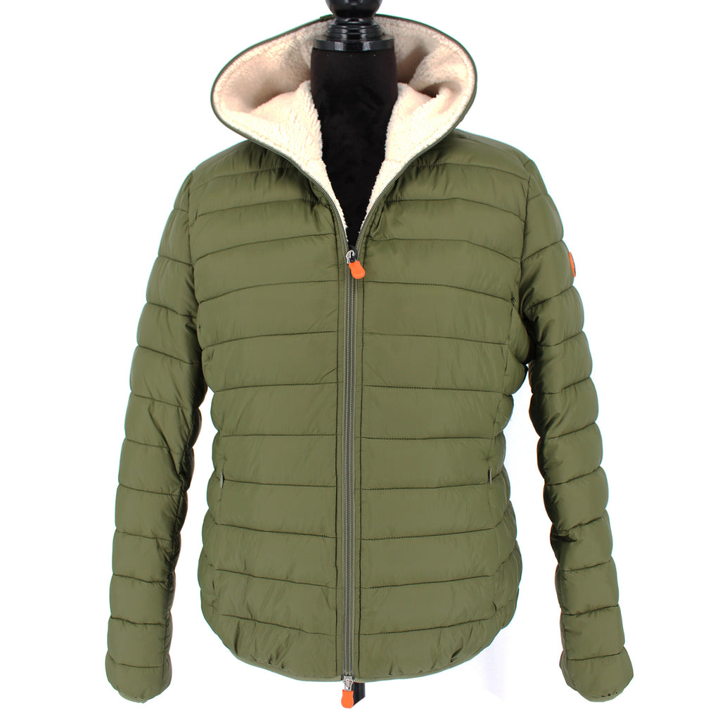 Save The Duck Giga Hooded Jacket