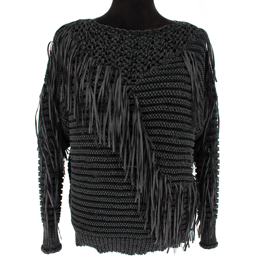 Stella McCartney Fringed Sweater