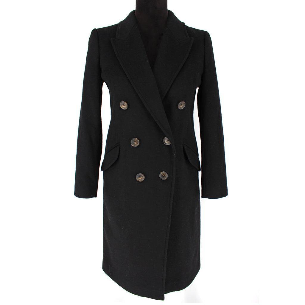 J.Crew Bonita Long Topcoat