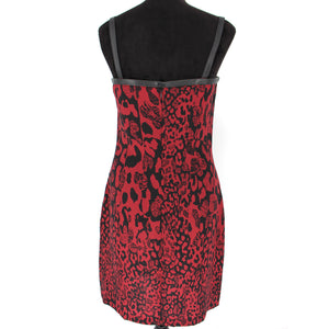 Versus Versace Leopard Dress