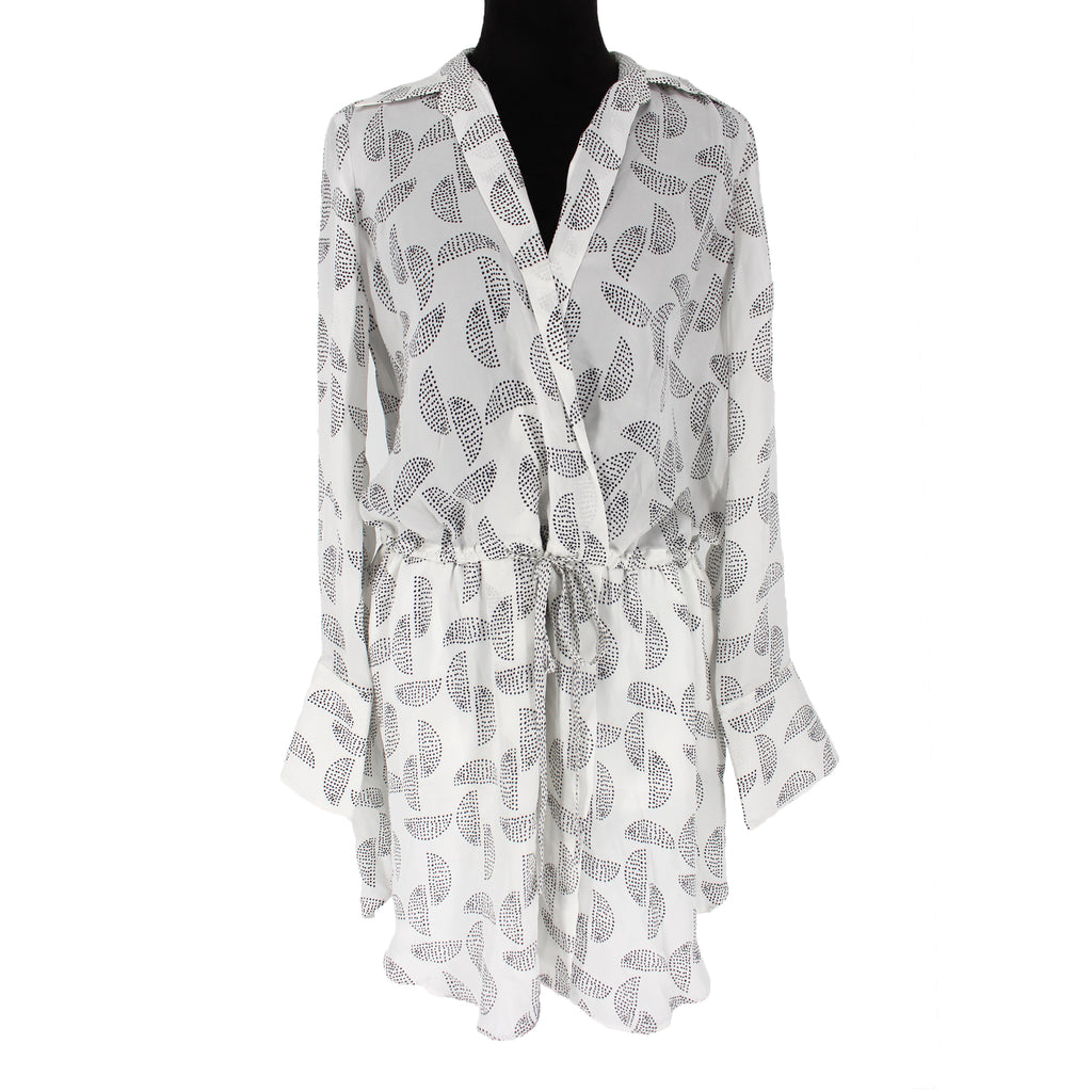 A.L.C. Isobel Print Shirtdress