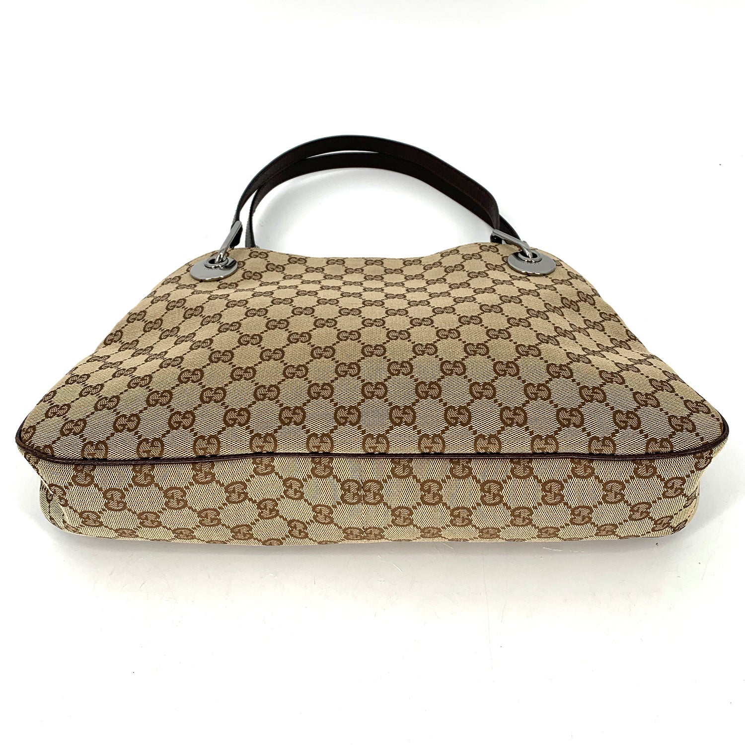 Gucci Monogram Eclipse Shoulder Bag