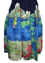 Load image into Gallery viewer, Moulinette Soeurs Handpainted Island Dress