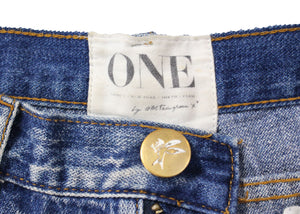 Awesome Baggies Distressed Jeans