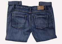 Load image into Gallery viewer, Awesome Baggies Distressed Jeans