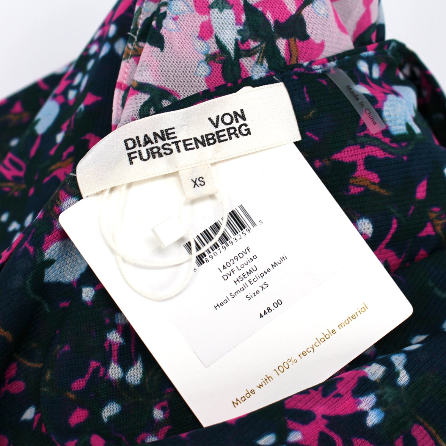 Diane von Furstenberg Louisa Dress