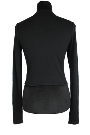 Wildfred Free Cropped Long Sleeve Top