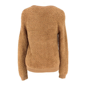 Burberry Brit Bouclé Knit Sweater