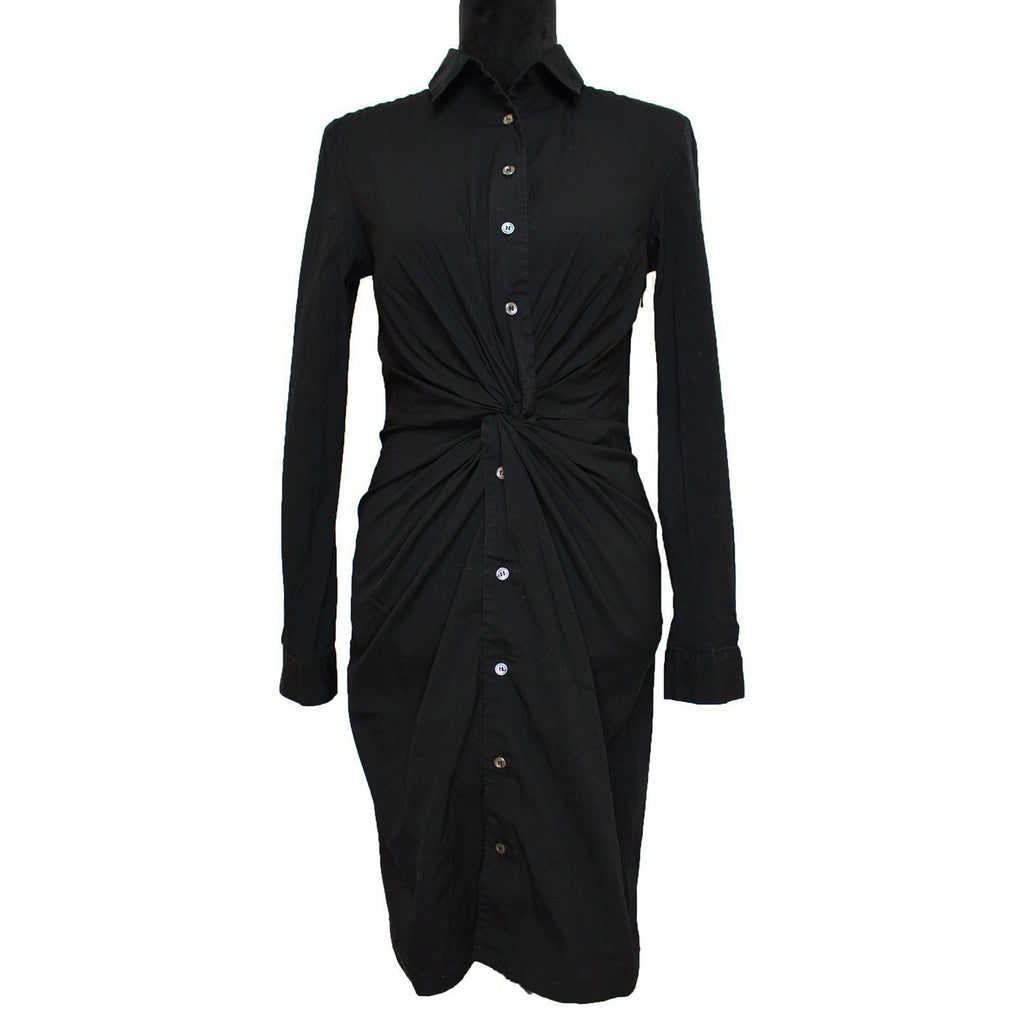 Michael Kors Collection Twist Shirt Dress