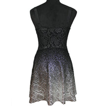 Load image into Gallery viewer, Lace Ombre Foil Dress