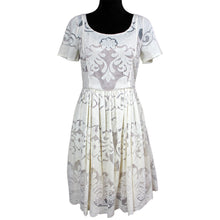 Load image into Gallery viewer, Tracy Reese Stella Lace Dress (Ivory)