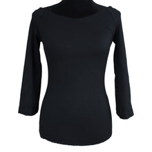 Load image into Gallery viewer, Ted Baker Iryne Off The Shoulders Top Black 0