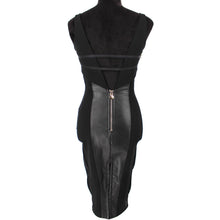 Load image into Gallery viewer, Couture Spike Bodycon Dress
